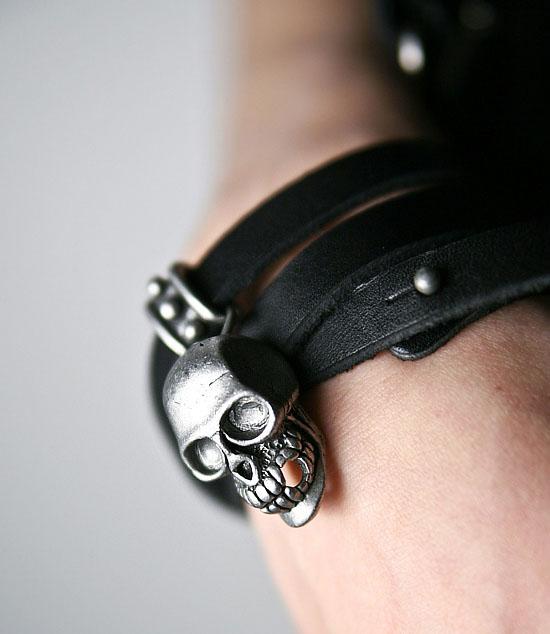 Skull Bracelet India Skull Bracelet-bracelet 19