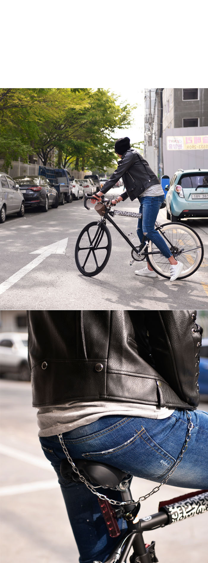 Sales Bottoms Last 1 Sharp Knife Cut Ankle Biker
